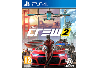 The Crew 2 FR/NL PS4
