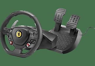 THRUSTMASTER T80 Ferrari 488 GTB Edition - Kompatibel mit PS5-Spielen, Lenkrad, Schwarz