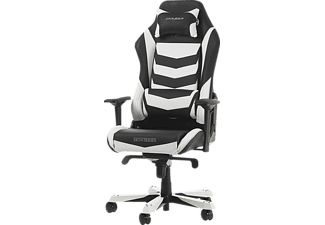 DXRACER Iron I166 Gaming Chair, Black/White Gaming Stuhl, Schwarz/Weiss