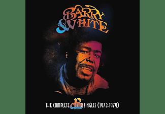 "Barry White - The 20th Century Records 7"" Singles (Ltd.Edt.)  - (Vinyl)"