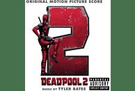 Tyler Bates - Deadpool 2/OST Score [CD]