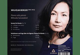 Mitsuko Saruwatari - Stücke Für Klavier Solo  - (CD)