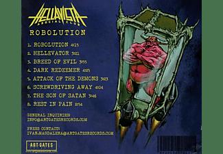 Hellavista - Robolution  - (CD)