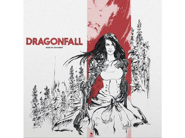 John Everist - Shadowrun: Dragonfall-Official Soundtrack [Vinyl]