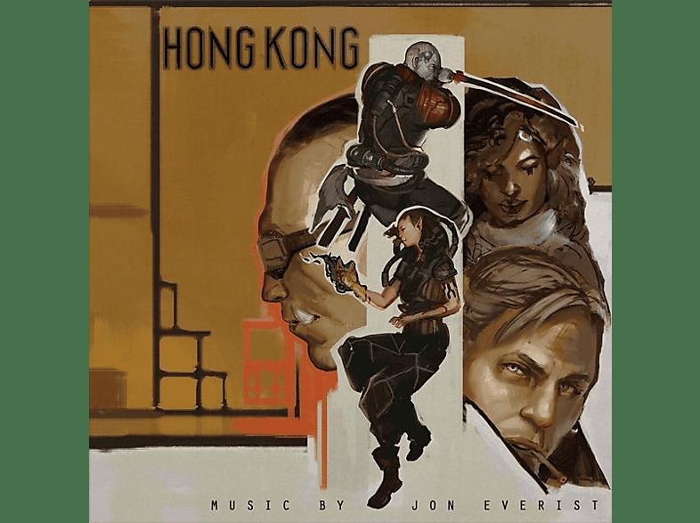 John Everist - Shadowrun: Hong Kong-Official Soundtrack [Vinyl]