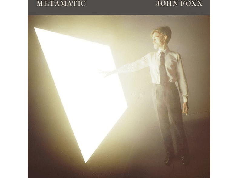 John Foxx - Metamatic (Deluxe) [CD]