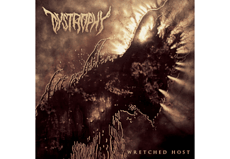 Dystrophy - Wretched Host  - (CD)