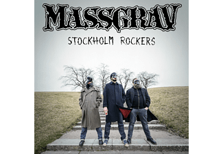 Massgrav - Stockholm Rockers (Vinyl LP)  - (Vinyl)