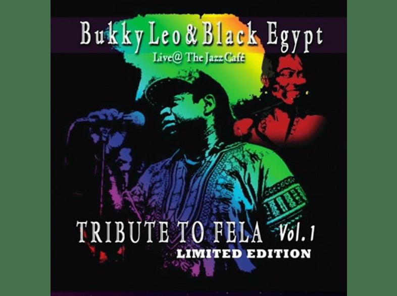 Bukky Leo & Black Egypt - Tribute To Fela Vol.1 (Live At The Jazz Cafe) [Vinyl]