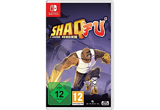 Shaq Fu: A Legend Reborn - [Nintendo Switch]