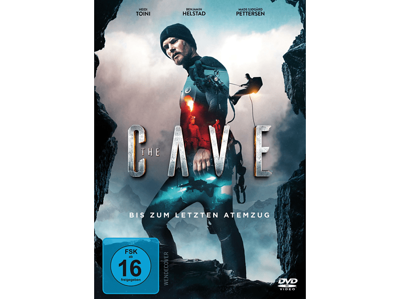 The Cave - Bis zum letzten Atemzug [DVD]