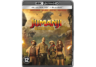 Jumanji: Welcome To The Jungle - 4K Blu-ray
