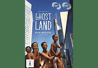 Ghostland - Reise ins Land der Geister DVD