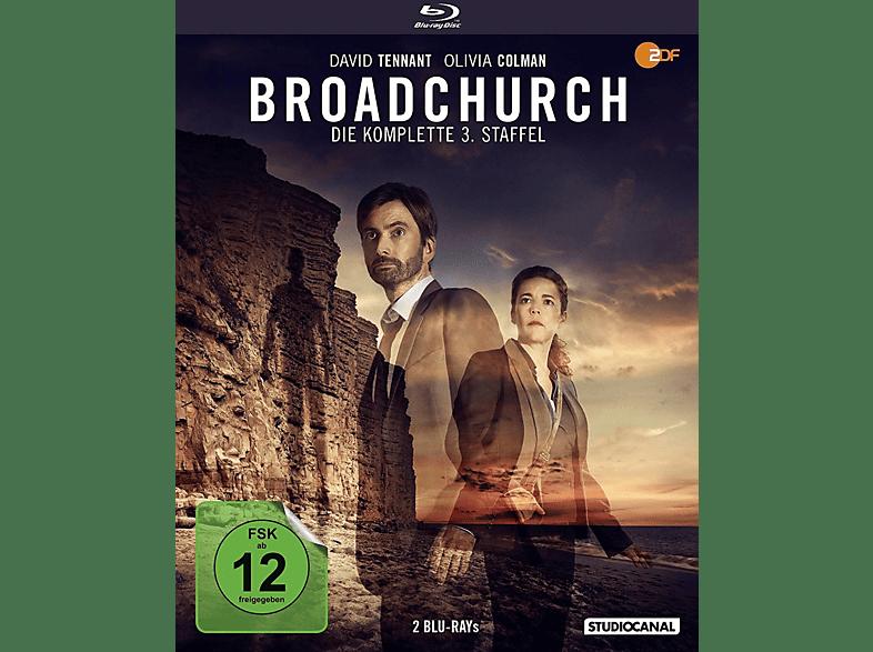 Broadchurch - 3. Staffel [Blu-ray]