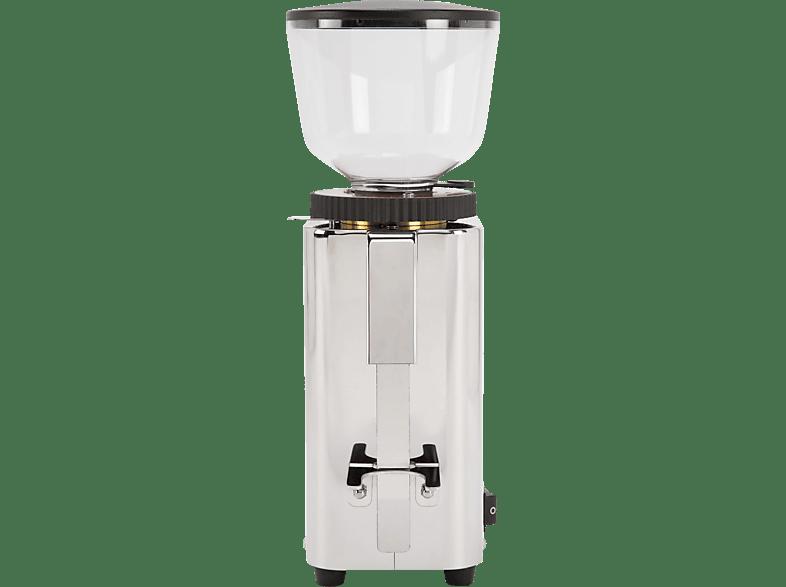 ECM 89050 Kaffeemühle Edelstahl/Weiß (235 Watt, Aluminium)