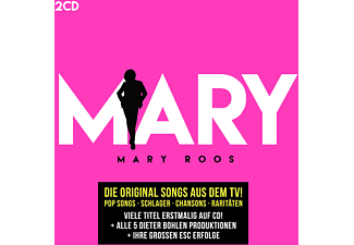 Mary Roos - Mary (Meine Songs)  - (CD)