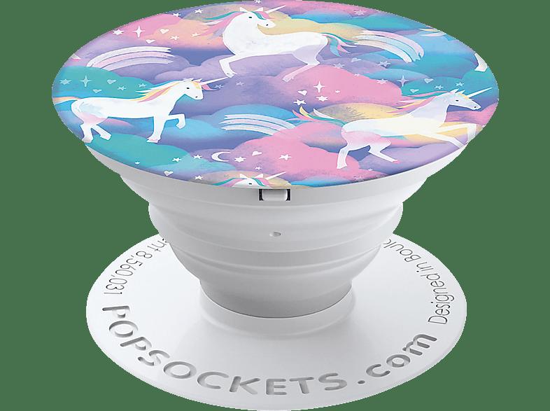 POPSOCKETS Popsockets Unicorns in the Air Handyhalterung, Mehrfarbig