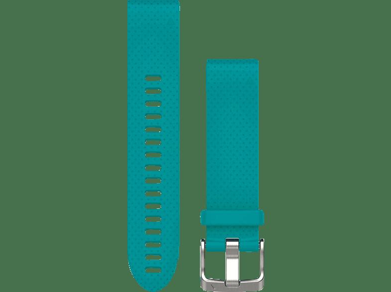 GARMIN Quickfit, Ersatzarmband, GARMIN®, Fenix® 5S, Türkis