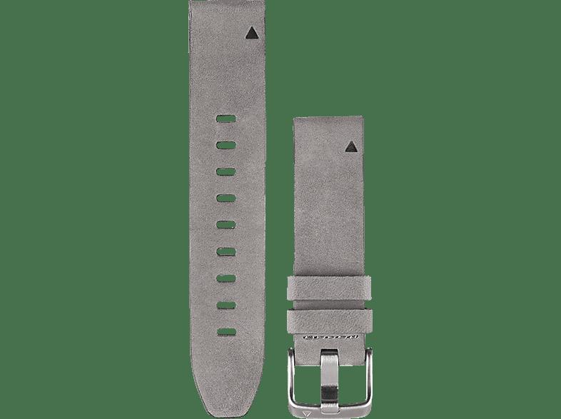 GARMIN Quickfit, Armband, GARMIN®, Fenix® 5S, Grau