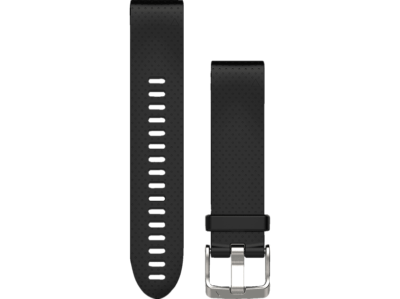 GARMIN Quickfit, Ersatzarmband, GARMIN®, Fenix® 5S, Schwarz/Grau