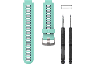 GARMIN 735XT, Ersatzarmband, GARMIN®, Forerunner® 230/235/630/735XT, Frostblau/Mitternachtsblau