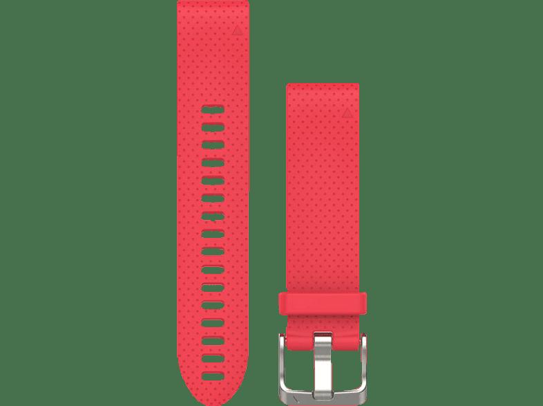 GARMIN Quickfit, Ersatzarmband, GARMIN®, Fenix® 5S, Pink