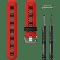 GARMIN 735XT, Ersatzarmband, GARMIN®, Forerunner® 230/235/630/735XT, Lavarot/Schwarz
