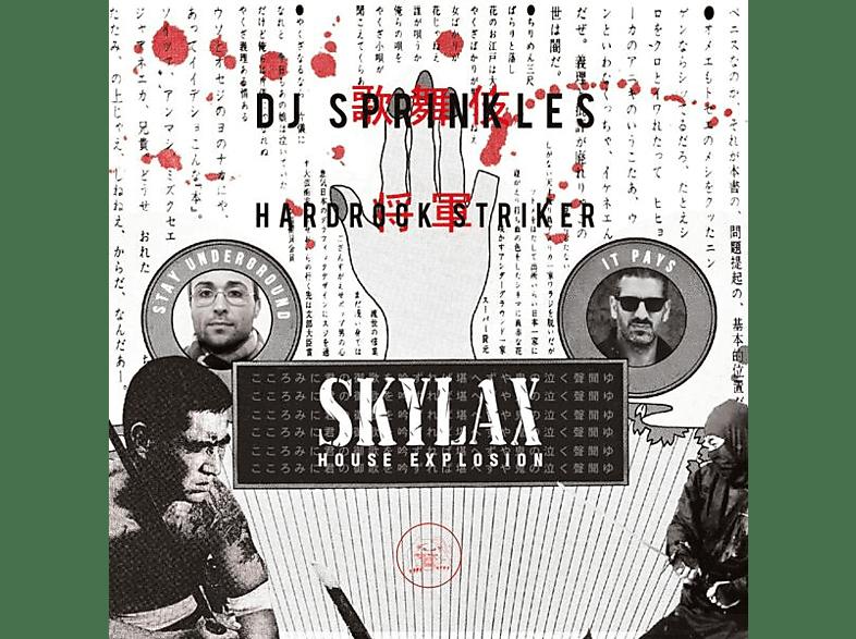 DJ Sprinkles / Hardrock Striker, VARIOUS - Skylax House Explosion (2CD) [CD]