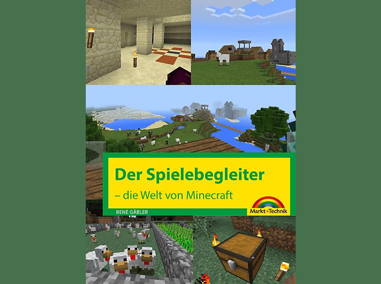 Der Spielebegleiter – die Welt von Minecraft