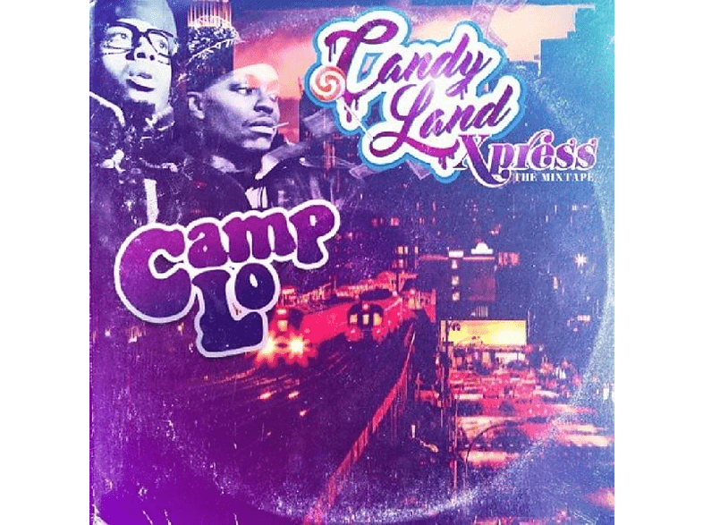 Camp Lo - Candy Land Xpress [CD]