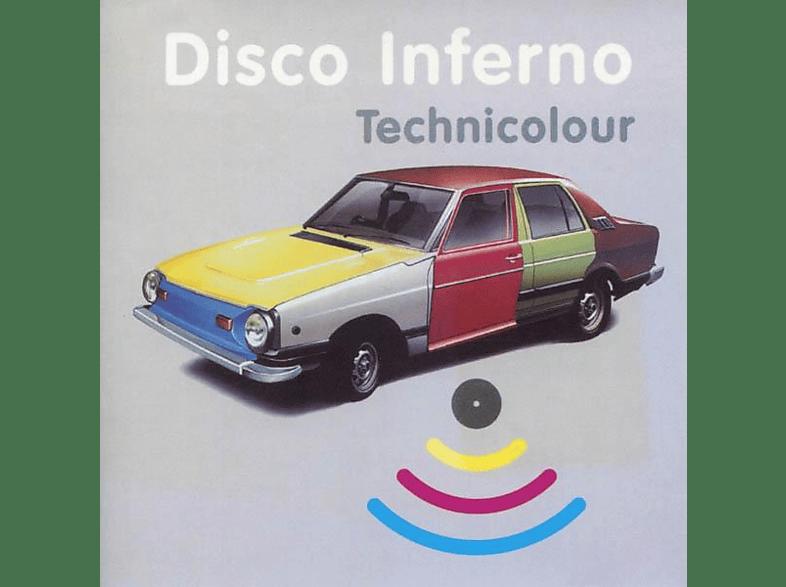 Disco Inferno - TECHNICOLOUR [CD]