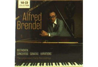 Alfred Brendel, Vienna Symphony Orchestra - Beethoven  - (CD)