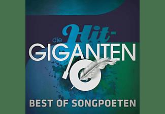 VARIOUS - Die Hit Giganten Best Of Songpoeten  - (CD)