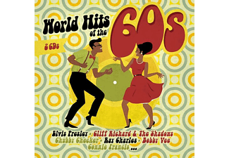 VARIOUS - World Hits Of The 60s  - (CD)
