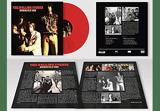 The Rolling Stones - Honolulu 1966 (Lim.180 Gr.Red Vinyl)  - (Vinyl)