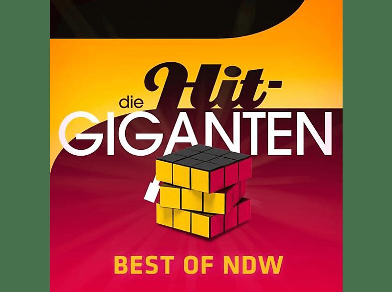 VARIOUS - Die Hit Giganten Best Of NDW [CD]
