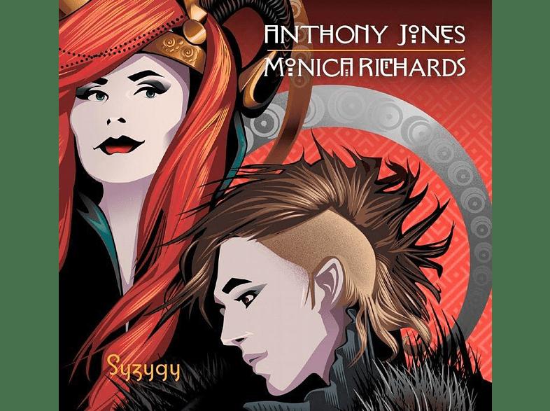 Anthony Jones, Monica Richards - Syzygy [CD]