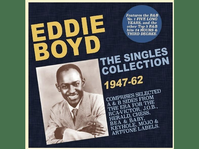 Eddie Boyd - Singles Collection 1947-1962 [CD]
