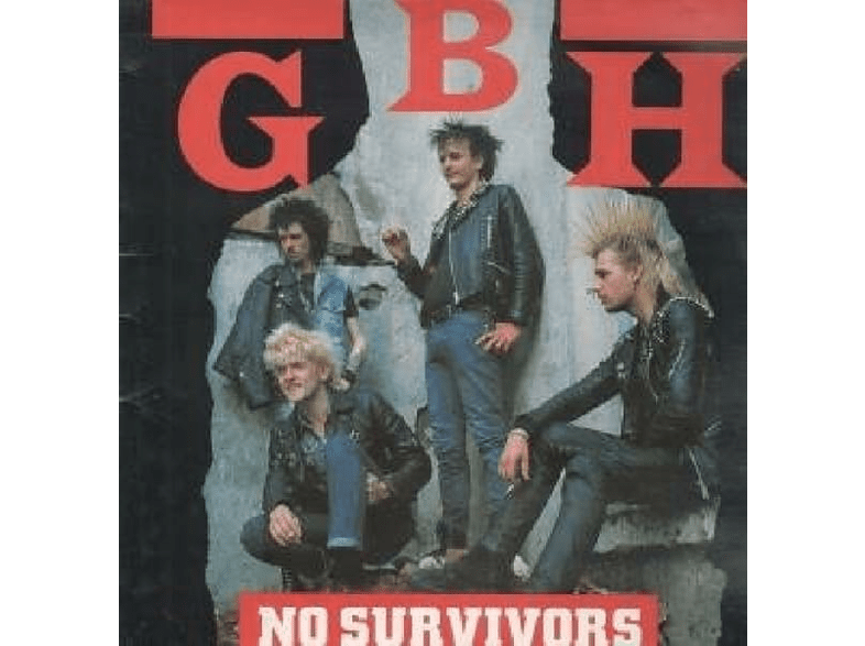 Gbh - No Survivors-Re-Release [Vinyl]