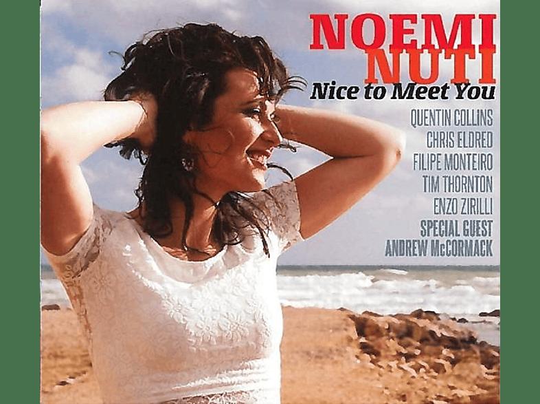 Noemi Nuti - Nice To Meet You [CD]