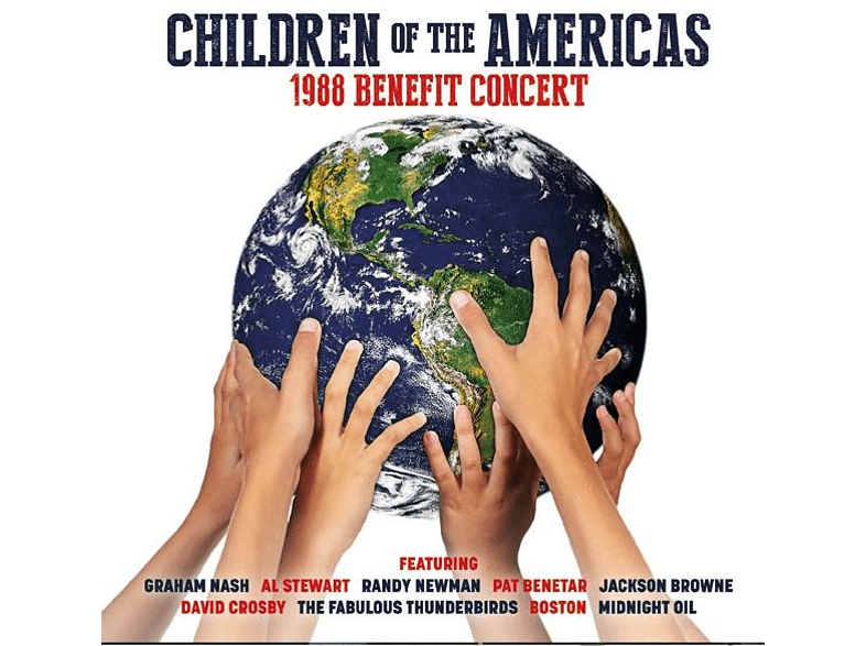 VARIOUS - Children Of The Americas-1988 Benefit Concert [CD]