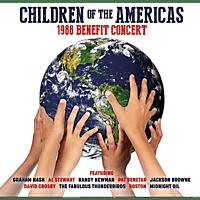 VARIOUS - Children Of The Americas-1988 Benefit Concert [CD]
