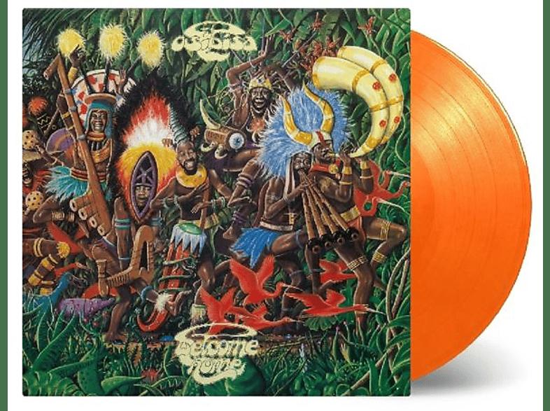 Osibisa - Welcome Home (ltd orange-gelbes Vinyl) [Vinyl]
