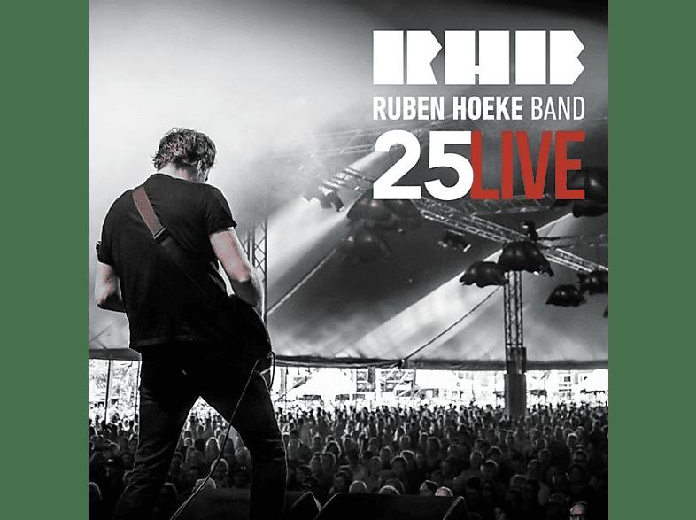 Ruben Hoeke Band - Twentyfive Live [CD]