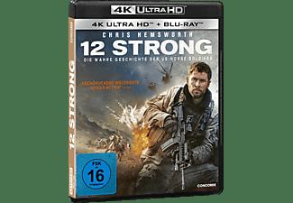 12 Strong - Die wahre Geschichte der US-Horse Soldiers 4K Ultra HD Blu-ray