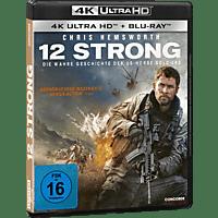 12 Strong - Die wahre Geschichte der US-Horse Soldiers [4K Ultra HD Blu-ray]