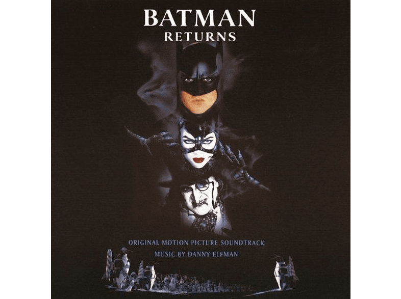 Danny Elfman - Batman Returns (Ltd.180g 2LP) [Vinyl]