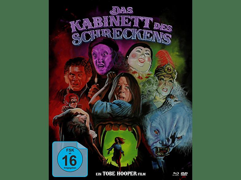 Kabinett des Schreckens [Blu-ray + DVD]