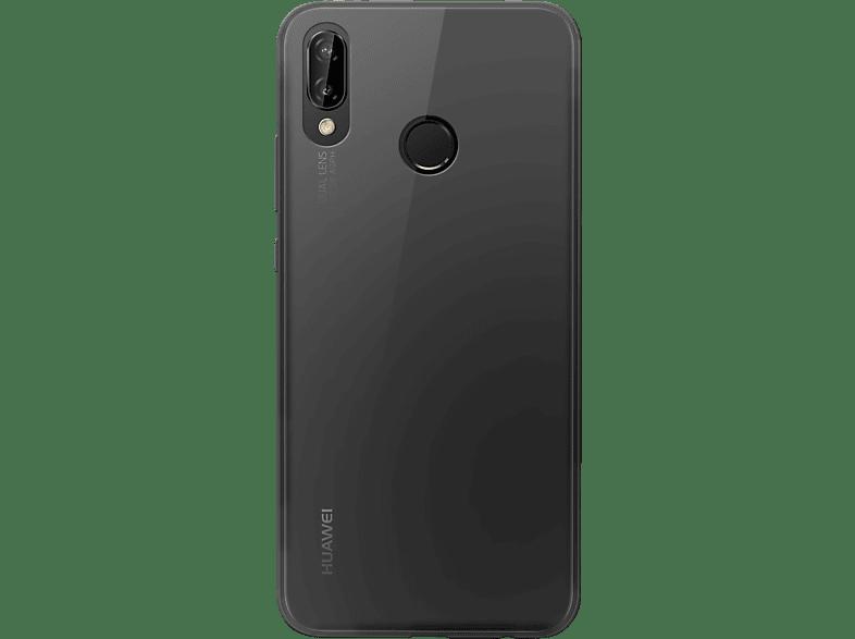 PURO 0.3 Nude , Backcover, Huawei, P20 Lite, Schwarz