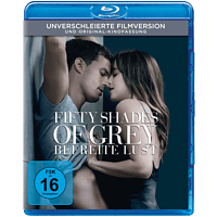 Fifty Shades of Grey - Befreite Lust Blu-ray